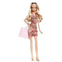 Barbie Коллекционная кукла Барби Шопинг Collector The Barbie look-City Shopper Doll Black Label X8256