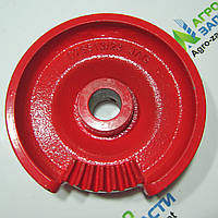 Тарелка (диск) вязального аппарата пресс-подборщика Welger AP 42,48,52, d30мм, фото 1