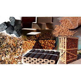 Топливные брикеты (торфяные, деревянные, пеллеты, евродрова )