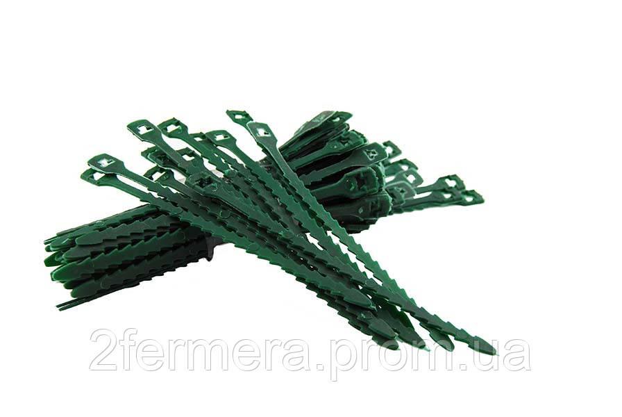 D-06 Подвязки для цветов плетистых. огурцов. винограда; длина 17.5 см
