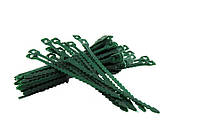 D-06 Подвязки для цветов плетистых. огурцов. винограда; длина 17.5 см, фото 1