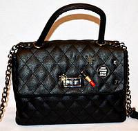 Женская сумка/клатч Chanel BOY, Шанель, (ЧЕРНЫЙ), 0123
