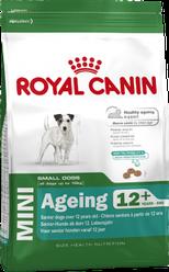 Сухий корм Royal Canin (Роял Канін) MINI AGEING 12+ для собак дрібних порід старше 12 років, 800 г