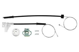Ремкомплект механизма стеклоподъемника задней левой двери VW Polo classic