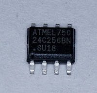 Микросхема AT24C256BN-10SU-1.8;