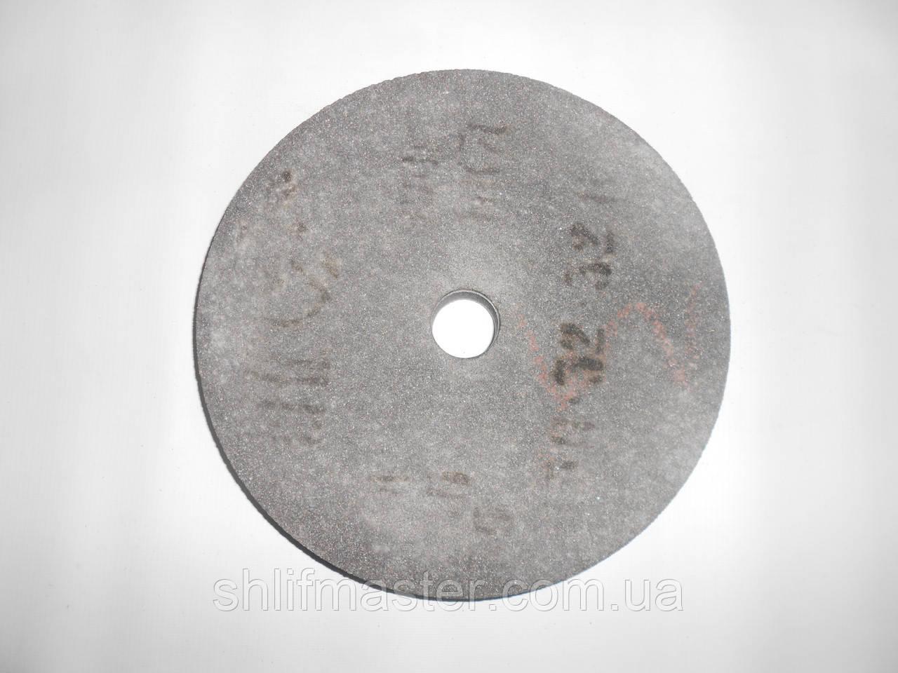 Круг шлифовальный электрокорунд серый керамика 14А ПП 250х32х32 40 СМ,СТ/F40 K, O