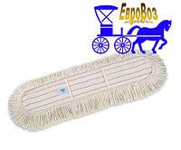 Моп-запаска для сухой уборки хлопок 60см Middle Cotton