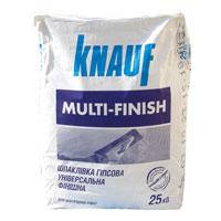 Шпаклівка KNAUF Multi-Finish, мішок 25 кг.