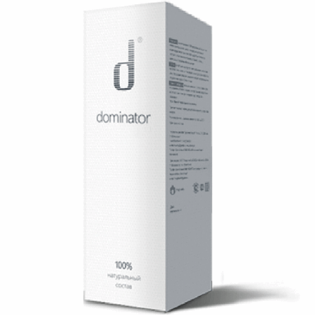 Dominator - спрей для потенции и увеличения члена (Доминатор), фото 2