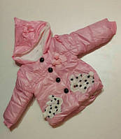 Куртка для девочки осенняя