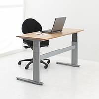 ConSet m27-133 Эргономичный стол для работы стоя и сидя регулируемый по высоте электроприводом, фото 1