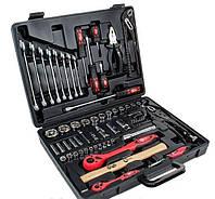 Профессиональный набор инструментов 72ед Cr-V Intertool ET-6073