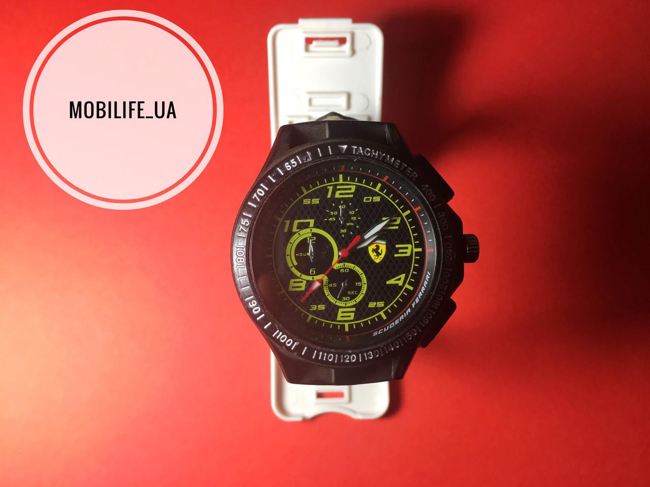 Часы Ferrari