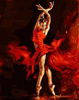 Наборы для рисования 40 × 50 см. Танец огня худ. Атрошенко Андрей