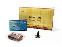 Cool Water (Ледяная Вода) (Darshan) конусы, благовоние