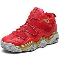 Черный Красный-Для мужчин-Для прогулок Для офиса Повседневный Для занятий спортом-СинтетикаУдобная обувь-Спортивная обувь 05788116
