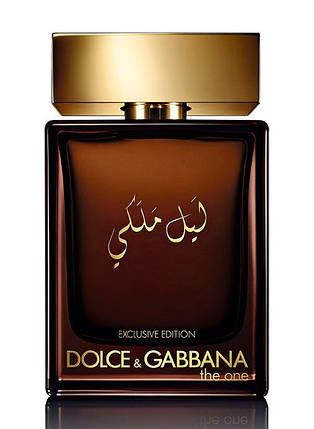 D&G the one exclusive edition men, 100 мл, фото 2