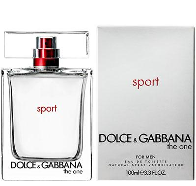 D&G THE ONE SPORT 100 ML M
