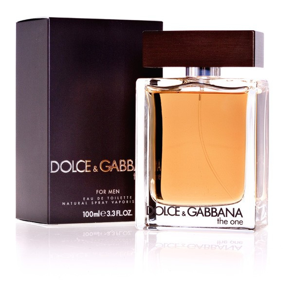 D.G THE ONE 100 ML MEN