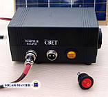 Кнопка - выключатель (кулисный переключатель), фото 3