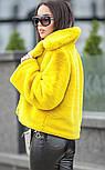 """Женская красивая короткая шуба из искусственного меха """"Автоледи"""" (5 цветов), фото 9"""