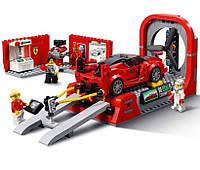 Конструктор Lepin (Лепин) 28005 Ferrari FXX Центр разработки и проектирования
