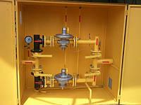Установка газовая шкафная — УГШ-F-2RBE3212 (УГШ,ГРПШ,ШГРП,ШРП,ГРП,ШП)