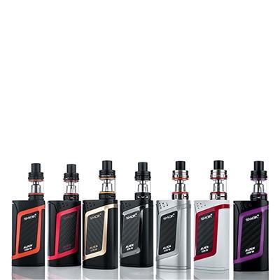 Электронная сигарета Smok Alien TC 220W Quality Replica Kit   Вейп стартовый набор