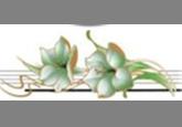 Ведро с крышкой (12 л) Epos Розовая Лилия, арт. 1224/2В