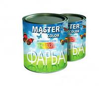 """Краска НЦ-132 серая «Master color» 1,0л ( 0,8 кг) НПК """"Запорожавтобытхим"""""""