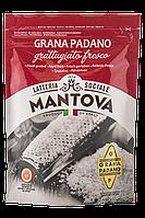 Сыр Mantova Grana Padano тертый  100гр. Италия