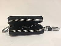 Ключница с чехлом и карабином, логотип Appl