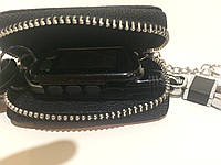 Ключница с чехлом и карабином, логотип VIP