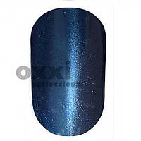 Гель лак Oxxi №026 Кошачий глаз (синий,магнитный)