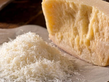 Сыр Mantova Grana Padano тертый  100гр. Италия, фото 2