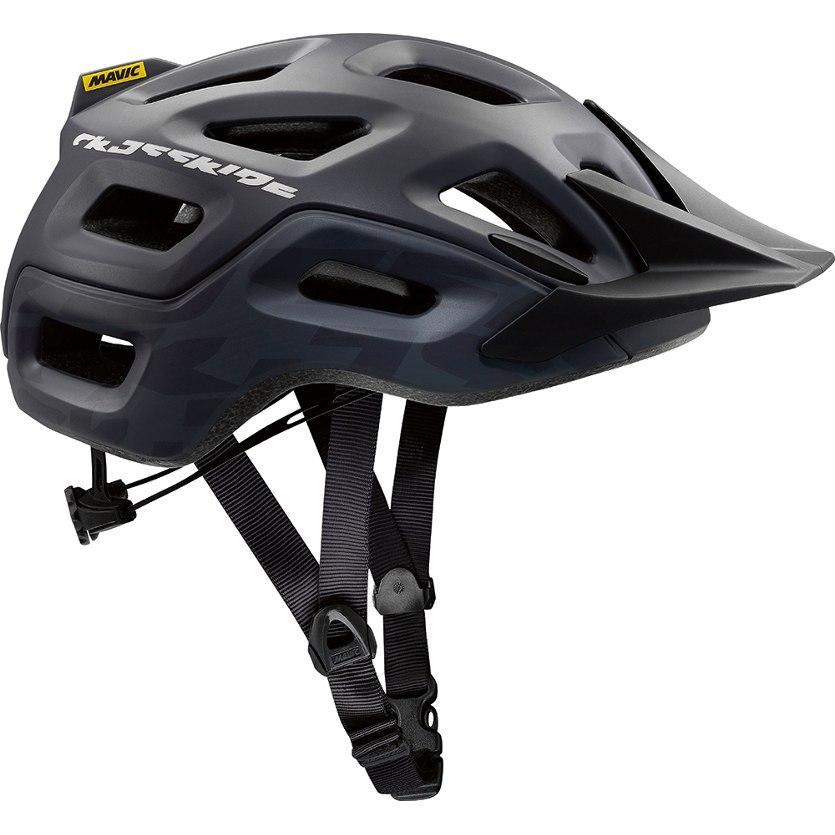 Велосипедный шлем Mavic Crossride 2016, черный