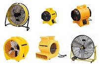 Вентиляторы промышленные и бытовые
