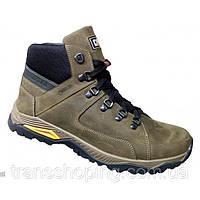 Ботинки зимние мужские №41, оливковые