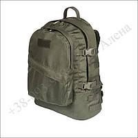 Тактический, туристический, городской рюкзак 40 литров олива для военных, рыбалки, нейлон