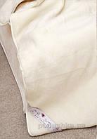 Детское Одеяло шерсть и хлопок Merino Lux Prestige 100х140 см