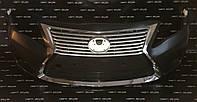 Бампер Toyota Camry 40 06-11 в стиле Lexus