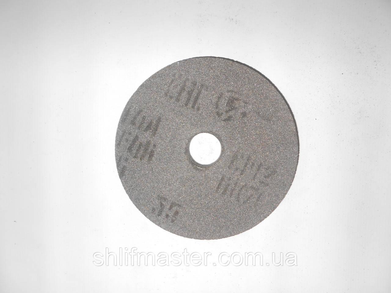 Круг шлифовальный 14А (электрокорунд серый) ПП на керамической связке 100х25х20 40 СМ