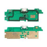 USB зарядное устройство зарядное порт разъем док-станции и микрофон гибкий кабель для Lenovo A850