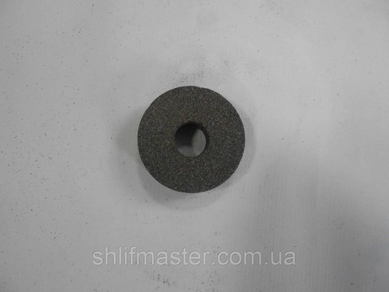 Круг шлифовальный 14А (электрокорунд серый) ПП на керамической связке 35х16х10