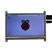 7 дюймов HD TFT Емкостный сенсорный экран для Raspberry Pi 2/Model B/B+ / B (1024 x 600)