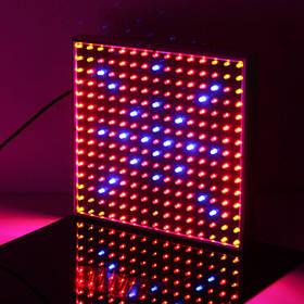 14w красный синий оранжевый цвет 3 LED завода светать теплиц завод рассады лампы