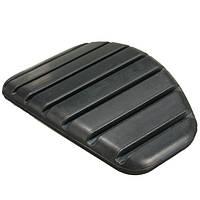 Черный резиновый тормозной педали сцепления для Renault Megane Лагуна Clio Kangoo