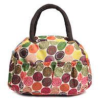 Женщины дамы старинные обед мешок Пикник тотализаторов сумки
