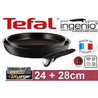 Сковородка TEFAL INGENIO 24-28 см