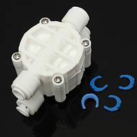1/4 4 способ автоматического отключения клапана для ро система обратного осмоса фильтр для воды
